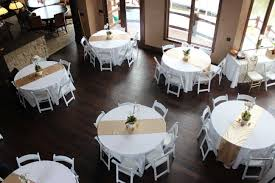 wedding tables and chairs table rental lake of the ozarks
