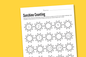 Math Printables Worksheets It U0027s A Sunshiny Worksheet Wednesday Paging Supermom