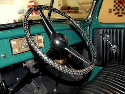 Ford Truck Interior 1946 Ford Pickup Adamco Motorsports
