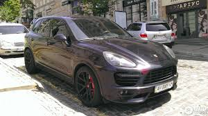 porsche suv turbo porsche cayenne turbo techart 2011 14 july 2016 autogespot