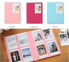 2x3 photo album 2nul l photo album for polaroid zink paper 2 x 3