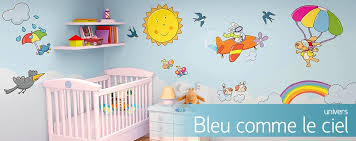 stickers muraux chambre bebe stickers muraux chambre enfant leostickers