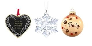 personalized birthstone ornaments 15 personalized christmas ornaments best ideas for family