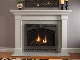 vented gas fireplace inserts and inserts burning gas wood