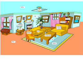 is livingroom one word living room furniture vocabulary living room furniture