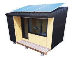 Tiny House For Backyard Seattle Group Wants To Build Tiny Houses In Backyards For Homeless