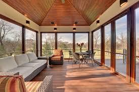 sunroom wood ceilings large sunroom design ideas remodels u