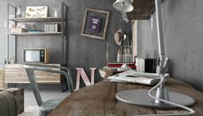 industrial home design on 1366x782 industrial bedrooms interior