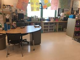 life without a teacher desk my shoestring life