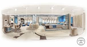 Airbus A 380 Interior The Airbus A380 Superjumbo Is The Next Big Thing In Private Jets