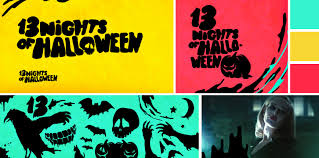 days of halloween horror nights family friendly u201c13 nights of halloween coming u201d to freeform