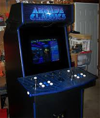 Make Your Own Arcade Cabinet by Arcade Classics Arcade Cabinet Jay U0027s Journeys