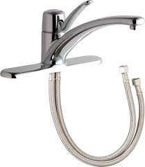 chicago faucets kitchen 2300 8e34abcp manual sink faucets chicago faucets