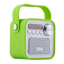 radio de cuisine enceinte bluetooth radio portable haut parleur bluetooth avec fm