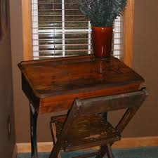 Wooden Student Desk Shop Vintage Desks On Wanelo