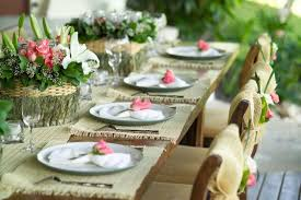 Summer Table Decorations Summer Table Decorating Ideas Summer Ideas