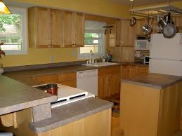 oak wood kitchen cabinets kitchen design