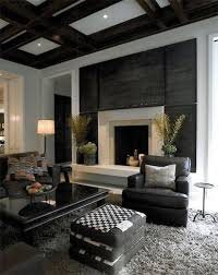 Masculine Living Room Decorating Ideas Multi Colored Masculine Living Room Decor For The Home