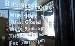 glass door stickers business door stickers u0026 store hours custom window decal business