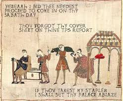 Bayeux Tapestry Meme - image 19695 tapestry and meme