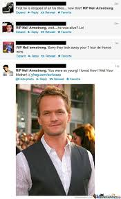 again people first billie joe and now neil patrick harris tch