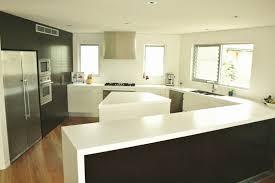 Corian Bench Top Kitchen In Focus Kitchens