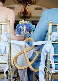 Bride And Groom Chair 12 Ways To Dress Up Your Bride And Groom Chairs U2013 Jahany Events