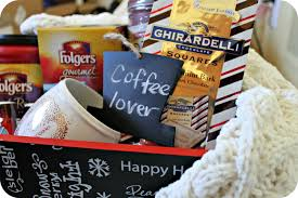 coffee gift basket ideas coffee gift basket the denver