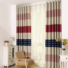 Pattern Drapes Curtains Blackout Curtains Fish Pattern Curtain Blinds Panels Kitchen