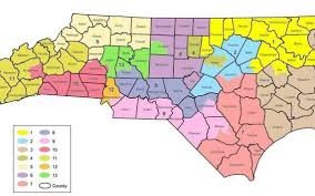 Charlotte Nc Zip Code Map by New Nc Congressional Districts Attract A Flood Of Candidates