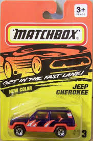 matchbox jeep cherokee sf0315 model details matchbox university