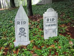 tombstone decorations foam board tombstones the home depot community