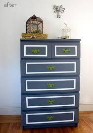 paint ikea dresser before after ikea dresser redo painted desk design sponge