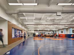 Training Center Interior Design Ewingcole Ewingcole Bucknell University New Health And Wellness