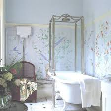 Clawfoot Tub Bathroom Design Ideas Cheap Fiberglass Clawfoot Tub With Blue Colour And Faucet Nytexas