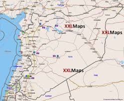 Map Of Syria by Tourist Map Of Syria Free Download For Smartphones Tablets And