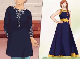 how to dress in a salwar kameez from india 12 steps