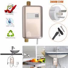 warmwasserboiler küche neue mini instant elektrischer warmwasserboiler bad küche