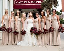 bridesmaid gown bridesmaid dress etsy