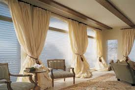 Simple Window Treatments For Large Windows Ideas Window Curtains Pictures Of Simple Window Treatments For