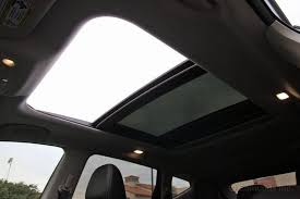nissan quest sunroof pano sunroof makes cabin feel bigger 2015 nissan murano long term