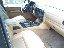 2000 land rover discovery interior 1996 land rover discovery 1 news reviews msrp ratings with