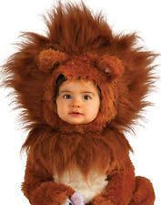rubie u0027s costume infant noah ark lion cub romper brown beige 12