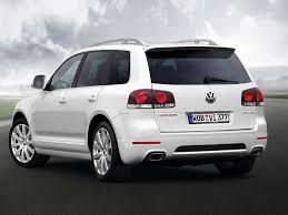 r line equipment package for the volkswagen touareg