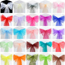 organza sashes organza sashes other wedding supplies ebay