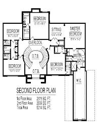 5 Bedroom Floor Plans With Basement 567 Best House Plans Images On Pinterest Mediterranean House