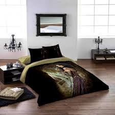 gothic bedroom furniture for classy look to your bedroom afrozep