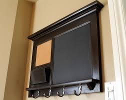 cork board organizer wall home design ideas