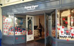 Flying Tiger Store Top Trader Tiger Comes To Fleet Walk In Torquay Fleet Walk