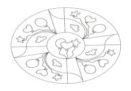 moon mandala coloring pages page image clipart images grig3 org